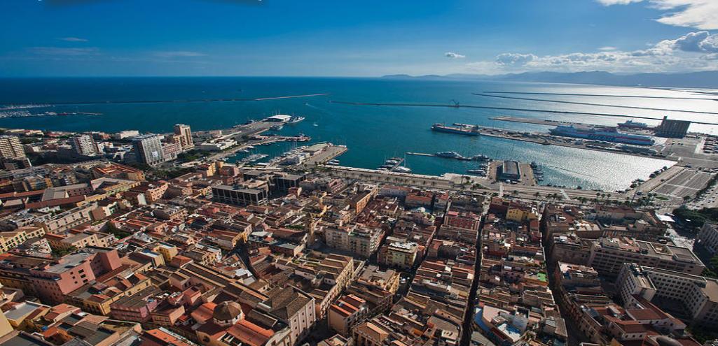 Reiseplan in Vom Golfo di Cagliari bis nach Carloforte
