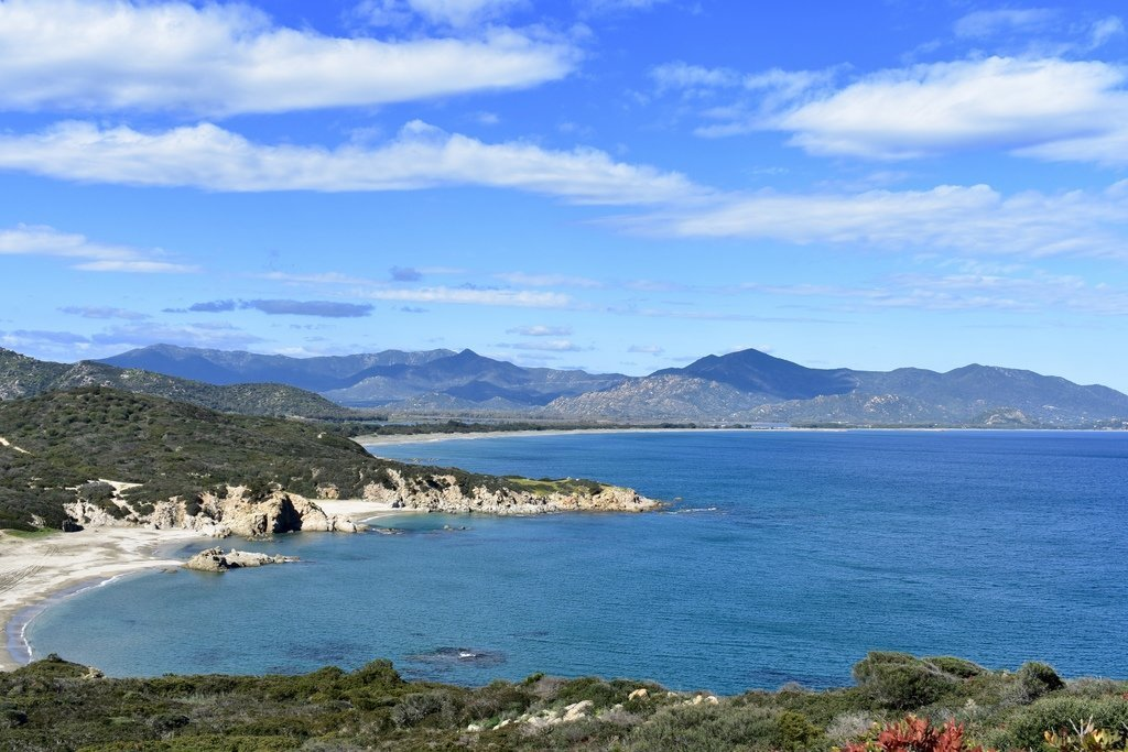 Reiseplan in Cruise im Golfo degli angeli von Cagliari bis zur Costa del Rei