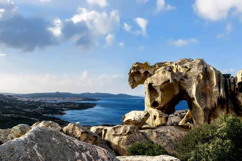 Reiseplan in Das La Maddalena Archipel